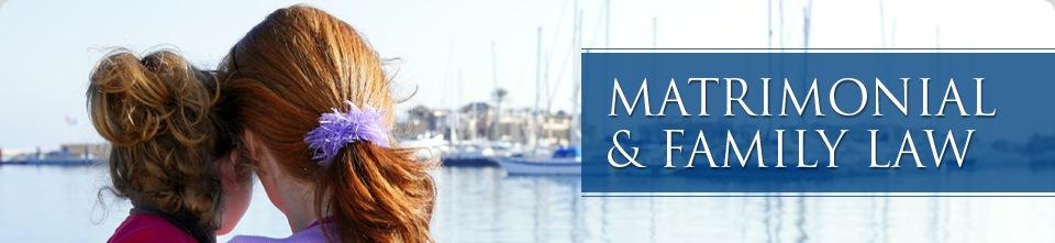 Matrimonial & Family Law